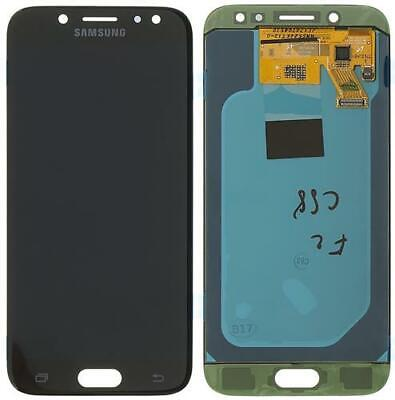 DISPLAY LCD ORIGINALE Samsung SM-J530F Galaxy J5 2017 NERO touch vetro schermo
