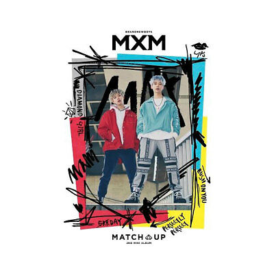 Match Up by MXM BRANDNEW BOYS The M Version