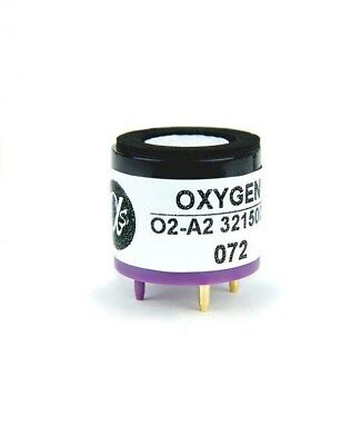 O2-A2 Oxygen Sensor, Compatible with Industrial Scientific M40. January 2018