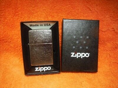 NIB Zippo Lighter 207 Regular Street Chrome Windproof Zippo Lighter new w/ seal