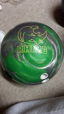 Bowlingball Brunswick Rhino 15lbs, Switch Grip