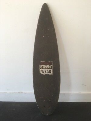 Vision Street Wear Longboard Cruiser Deck Parts Old School Vintage