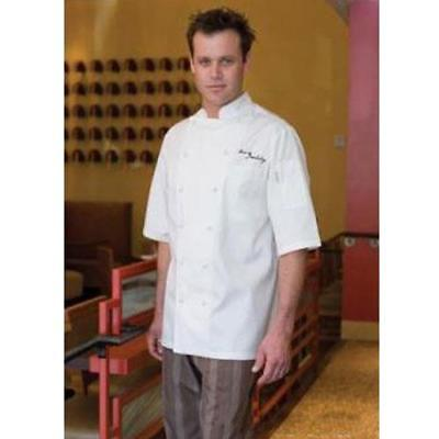 Chef Works Capri Chef Coat Jacket - White - All Sizes