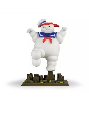 Ghostbusters Stay Puft Marshmallow Figure Loot Craye DX