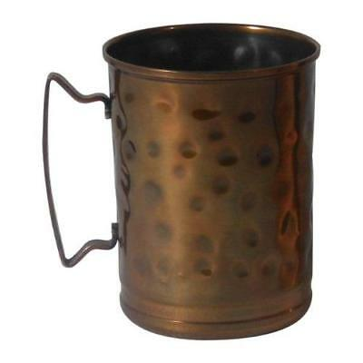 14 Oz Tall Hammered Copper Moscow Mule Mugs - Case of 12 - World Tableware MM200