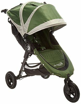 Baby Jogger 2017 City Mini GT All Terrain Stroller Pram - Evergreen - Brand New