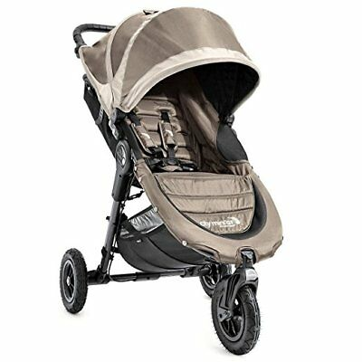 Baby Jogger 2017 City Mini GT All Terrain Stroller Pram - Sandstone - Brand New