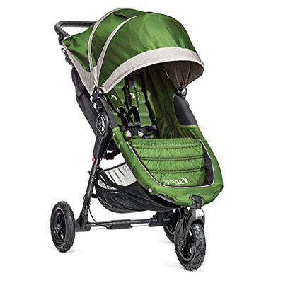 Baby Jogger 2017 City Mini GT All Terrain Stroller Pram - Lime/Gray - Brand New