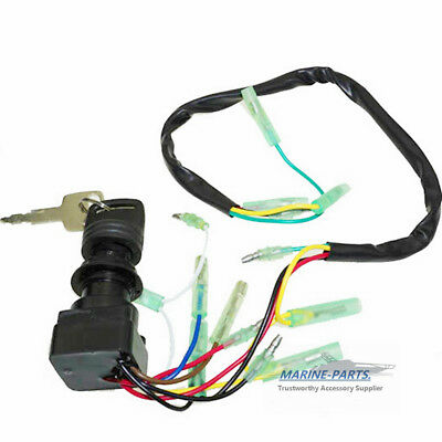 703-82510-43-00 Ignition Switch For Yamaha Sierra MP51040 703-82510-42-00