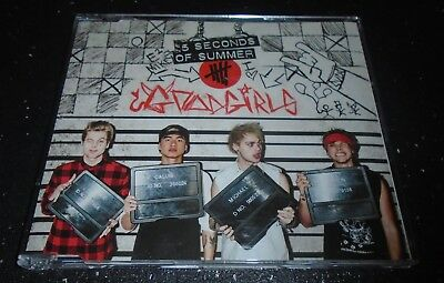 5 seconds of summer - Good girls cd FREE POSTAGE