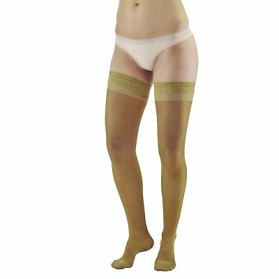 Ames Walker AW Style 8 Sheer Support 20-30 mmHg Firm Compression,  8-P