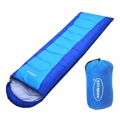 AmiCool Warm Weather Sleeping Bag - Outdoor Camping