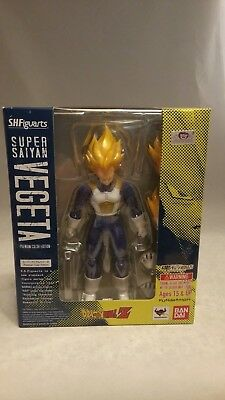 S.h. Figuarts Super Saiyan Vegeta Premium Color Edition (Real)