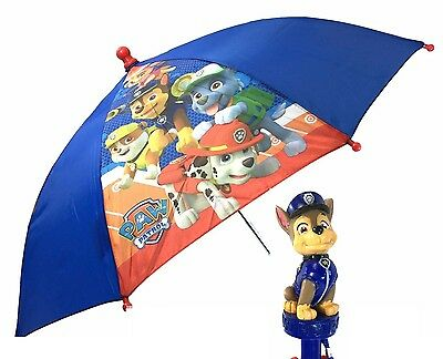 Nickelodeon Paw Patrol Chase Kids Umbrella For Boy NWT