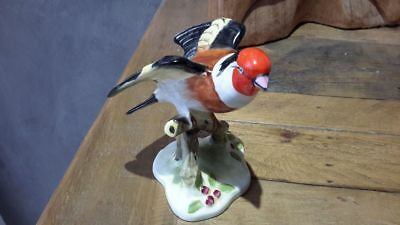 Royal Doulton Vintage Goldfinch Exc Cond