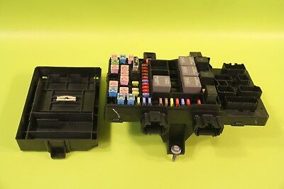 07 08 Ford F-150 F150 Multifunction Module Fuse Relay Box BCM BCU 7L3T-14A067-EA