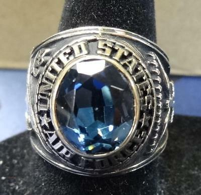 United States Air Force Ring - Size 9 -  #misc961