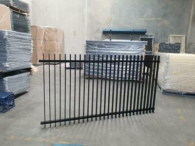 Pool Fencing- Fence Double Rail