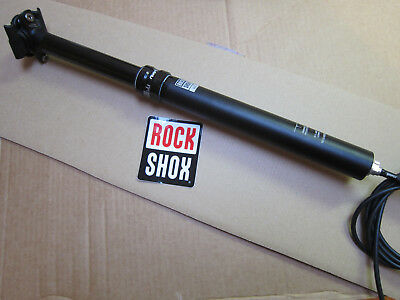 Rock Shox REVERB Stealth 31.6x420mm 125mm + Remote LEFT