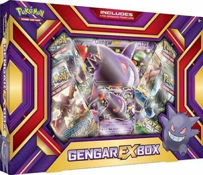 Pokemon Gengar Ex Box / deutsch / Edition 2017