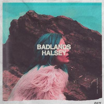 HALSEY BADLANDS DELUXE EDITION 5 Extra Tracks CD NEW