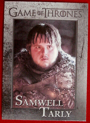 GAME OF THRONES - SAMWELL TARLY - Season 3, Card #35 - Rittenhouse 2014