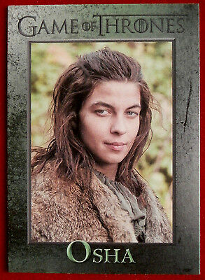 GAME OF THRONES - OSHA - Season 3, Card #56 - Rittenhouse 2014