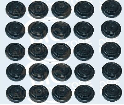 25 Pieces (25x) NEW Diaphragm for Dexter Water Valves - Dexter # 9118-049-001