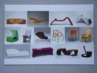 2009 Cicely & Colin Rigg Contemporary Design Award Postcard