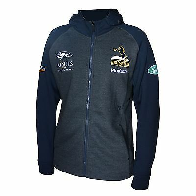 ACT Brumbies 2017 Performance Hoodie  Sizes S - 3XL  **SALE PRICE**