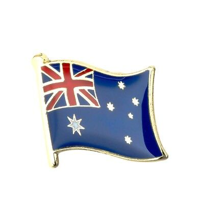 AUSTRALIA FLAG Enamel Pin Badge Lapel Brooch Fashion Gift Australian PN6