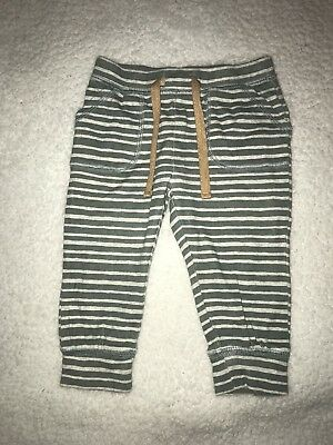 Stem Unisex Striped 9 Month Pants