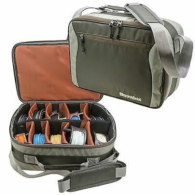 Snowbee Reel Case & Reel Brief Case