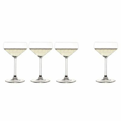 Spiegelau - Champagne Coupe 250ml Pay 3 get 4 Pack (Made in Germany)