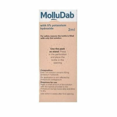MolludaB 2ml 1 2 3 6 12 Packs