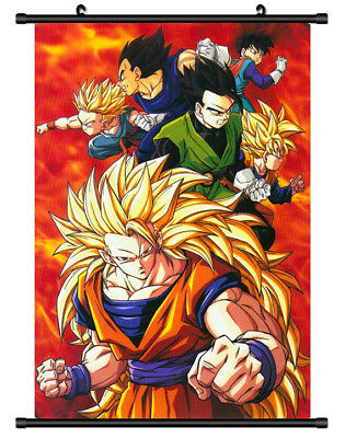 B2231 Dragon Ball anime manga Wallscroll Stoffposter 25x35cm