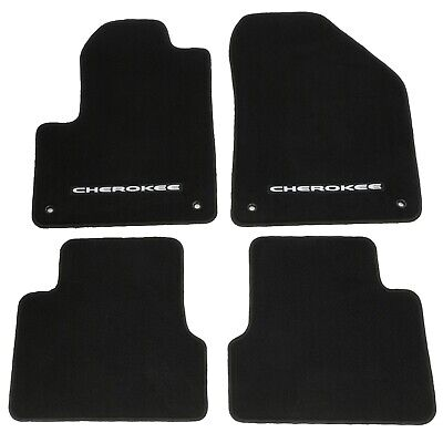 2020 JEEP GLADIATOR Front & Rear Complete Set Of 4 Rubber ...