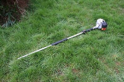 Echo HCA 2400 long reach Petrol hedge Cutter-engine and front pipe!!!