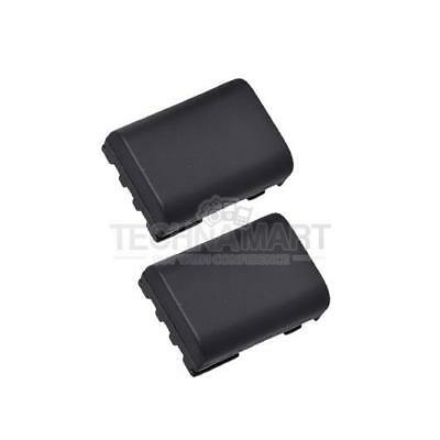 2X Rechargeable NB-2L Battery For Canon DC411 DC420 EOS 350D 400D EOS KISS X N