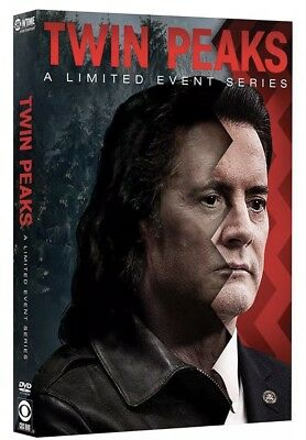 Twin Peaks: A Limited Event Series [Import]