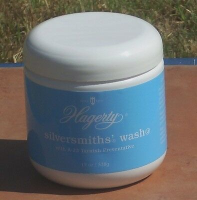 Hagerty Silversmiths' Wach with R-22 Tarnish Preventive 19 ounces~Unused