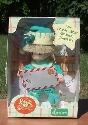 Precious Moments Baby Collection Luv n' Care Christmas Elf~Limited Edition 07468