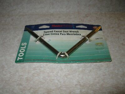 FAUCET SEAT WRENCH Tapered Angle - $7.99 | PicClick