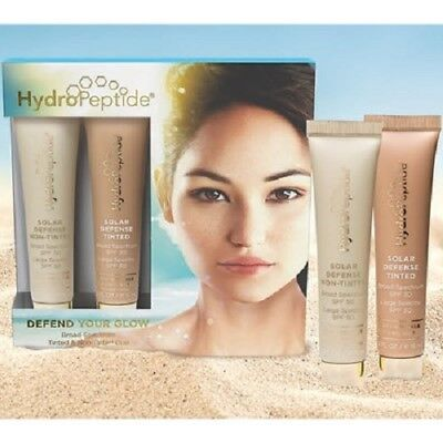 HydroPeptide Defend Your Glow Tinted & Non-Tinted Kit