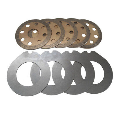 Differential Brake Disc Kit A52252 A52253 1342285C for Case 580K 580E 580SE