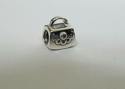 f0286a340 Authentic Retired Pandora Sterling Silver Charm 790309PCZ ***SPRING SPECIAL!