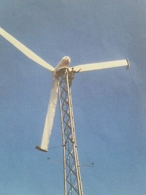 FREE 40KW Enertech E-44 Wind Turbine with purchase of 100' Rohn SSV tower