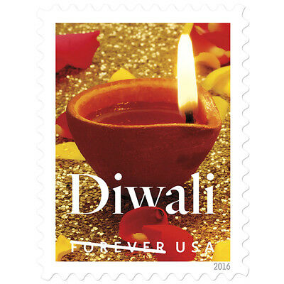 USPS New Diwali pane of 20
