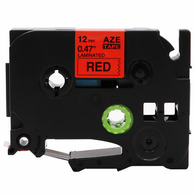 5pk Tze-231 12mm Label Tape Tz 431 531 631 For Brother P-touch Pt-e550w Kit M1#