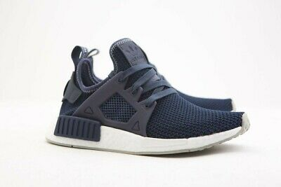 buy online 0e0df 1be3c BY9819 Adidas Women NMD XR1 W blue trace blue sesame